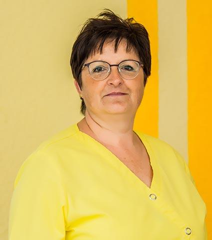 Ines Wichum, Praxismanagerin